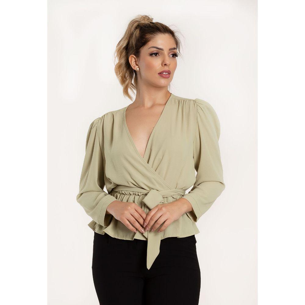 blusa-feminina-transpassada-manga-longa-crepe-verde-1